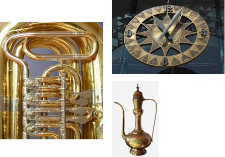Clean Brass Indoors