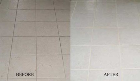 How To Clean Tile Grout For Bathrooms And All Floors Home Tool Advisor - Best way to whiten grout on tiles
