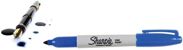 Ballpoint marker