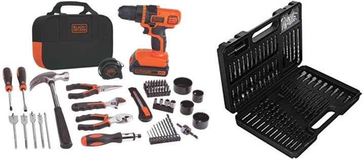 Black & Decker Tool Kit