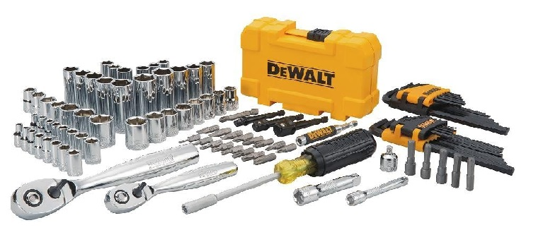 DEWALT Drive Mechanics Tool Set