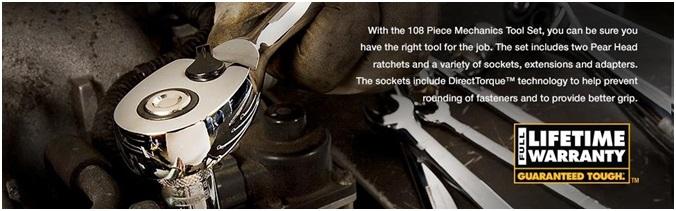 DEWALT Drive Mechanics Tool