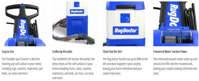 RugDoctor Carpet Cleaner