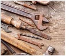 Rusting Tools