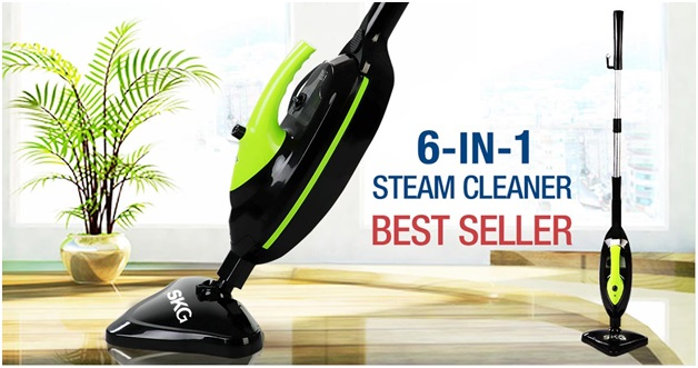 SKG carpet cleaner