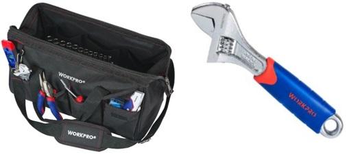 WORKPRO Basic Tool Kit
