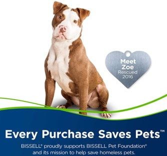 Buy BISSELL save pets