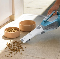 dustbuster hand-held vacuum