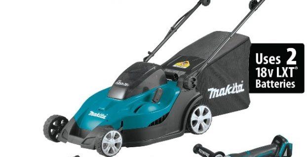 Makita Cordless Lawn Mower
