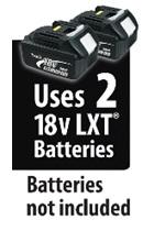 Makita Cordless Lawn Mower Batteries