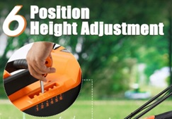 height adjustment