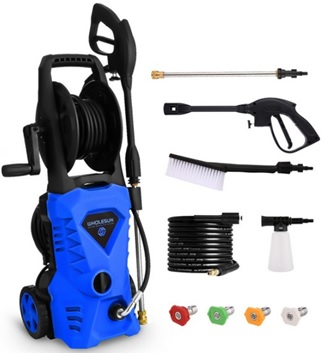 best-selling pressure washer
