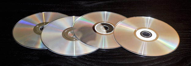 Fix CD scratches