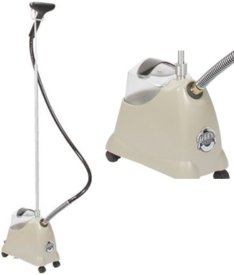 Jiffy clothes steamer