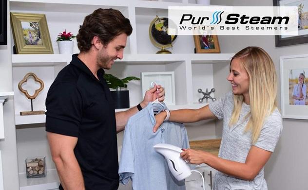 PurSteam Elite Clothes Steamer