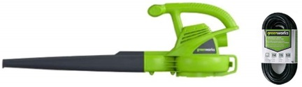 Greenworks Single-Speed Electric Blower