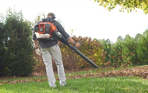 Husqvarna Commercial Grade Backpack Leaf Blower