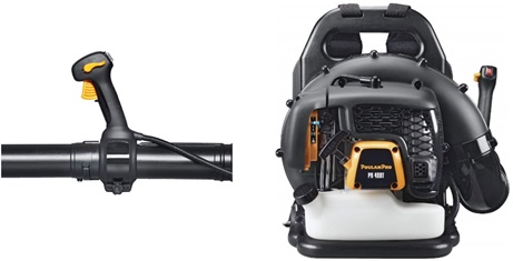 PoulanPro gas backpack leaf blower