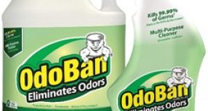 OdoBan Odor Eliminator and Disinfectant