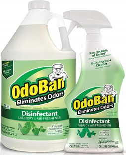 OdoBan Odor Eliminator and Disinfectant