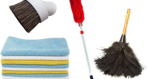 How To Clean Your Duster