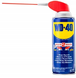 Remove Gum WD-40